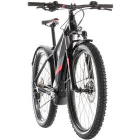 Cube Access Hybrid Pro 500 Allroad E-mountainbike Damer sort